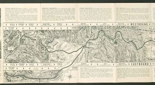 Route map and schedule of the Incomparable Empire Builder. Great Northern Railway. GREAT...