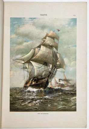 Truth (Magazine). July, 1899. JAMES G. - MARINE PAINTER TYLER