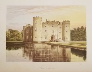 A Series of Picturesque Views of Seats of the Noblemen and Gentlemen of Great Britain and Ireland with Descriptive and Historical Letterpress. VOLUME III ONLY.