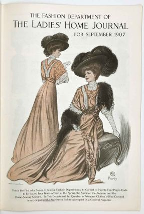 The New Ladies' Home Journal. September 1907.