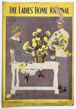 The Ladies' Home Journal. November 1911. COLES - THANKSGIVING PHILLIPS