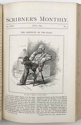 Scribner's Monthly, An Illustrated Magazine for the People. May - October 1879.