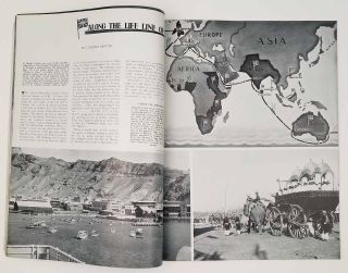 Travel. February, May, June, August 1937. [VINTAGE MAGAZINE - FOUR ISSUES]