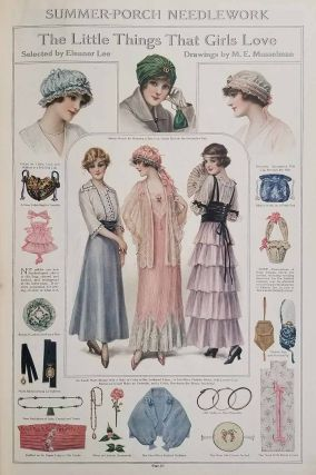The Ladies' Home Journal. August 1915.