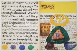 Poland Illustrated Magazine from 1963. American Edition. [GROUP OF THREE ISSUES]. POLAND -...