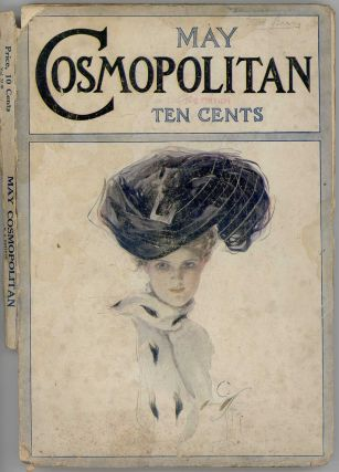Cosmopolitan Magazine. May 1907. [with color lithograph His Master's Voice Dog].
