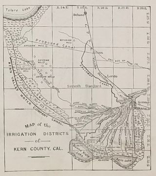 Irrigation in the Arid West. Supplement to Harper's Weekly. September 22, 1888.