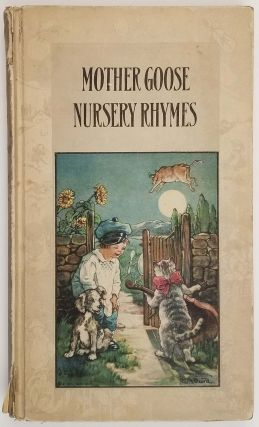 Mother Goose Nursery Rhymes. MOTHER GOOSE, Rose Allyn
