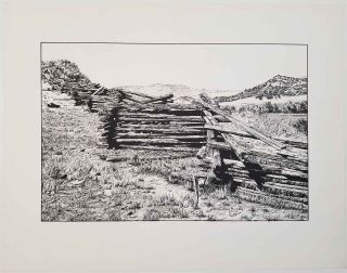 Ray Eyerly - LOT OF 5 PRINTS.