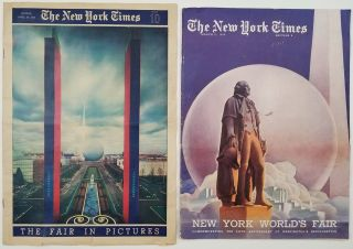 New York World's Fair: Commemorating the 150th Anniversary of Washington's Inauguration. The...