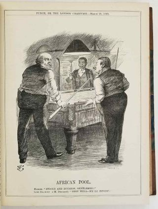 Punch, or the London Charivari. Complete year 1899. Volumes CXVI and CXVII.