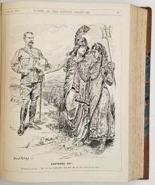 Punch, or the London Charivari. Complete year 1902. Volumes CXXII and CXXIII.