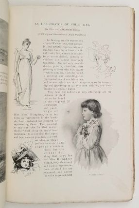 The Quarterly Illustrator. January - March 1894. MAUD HUMPHREY