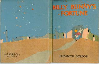 Billy Bunny's Fortune. Elizabeth Gordon