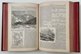 The People's Cyclopedia of Universal Knowledge, with Numerous Appendixes Invaluable for Reference in All Departments of Industrial Life, the Whole Brought Down to the Year 1884. THREE VOLUMES.